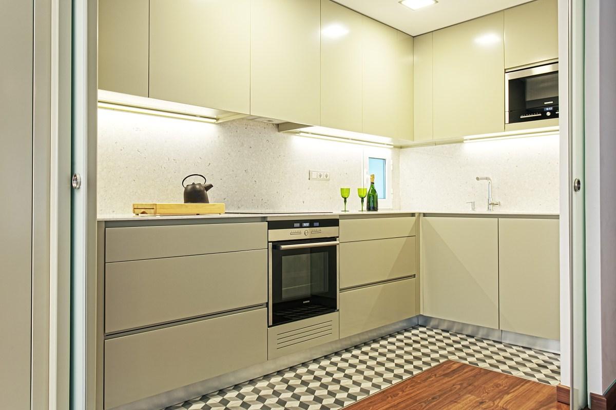 Cucina Con Cementine: Il ritorno delle cementine in cucina.